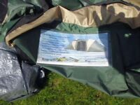 4 Person Tent. Never Used
