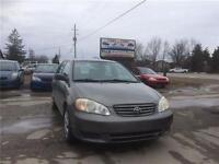 2004 Toyota Corolla CE ****ONLY 121KM****CLEAN****