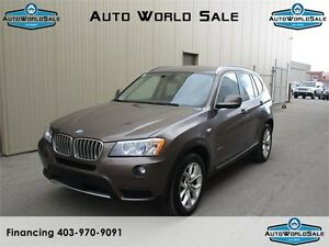 2013 BMW X3-Xdrive -Navigaiton|Pan Roof|AWD