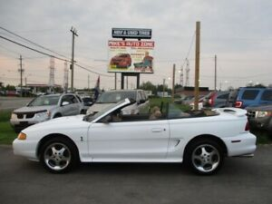 1996 Ford Mustang 2dr Convertible Cobra
