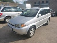 HONDA HRV - W753PLD - DIRECT FROM INS CO