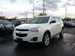 2011 Chevrolet Equinox LS SUV, Crossover ,No Accident Windsor Region Ontario image 2