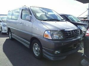 2002 Toyota Granvia 4WD Lifecare Silver 4 Speed Automatic Wagon Taren Point Sutherland Area Preview