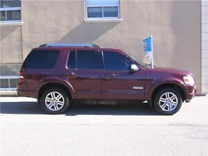2006 FORD EXPLORER LIMITED- 3RD ROW SEATING