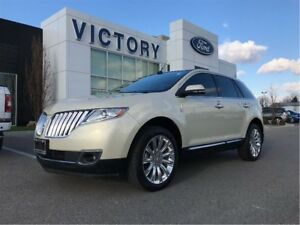 2015 Lincoln MKX Navigation, Pano Roof, Leather, $122/wk