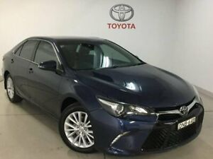 2017 Toyota Camry ASV50R Atara SL Blue 6 Speed Sports Automatic Sedan Chatswood Willoughby Area Preview