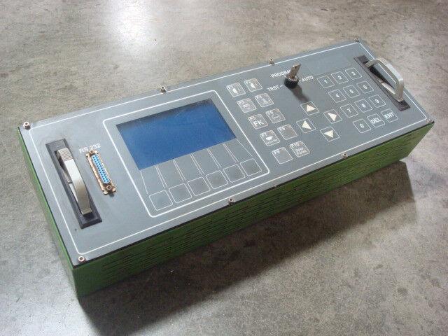 USED TRW Nelson BEDIENFELD NTR 1X00W1 Stud Welder Control Panel 66-02-14