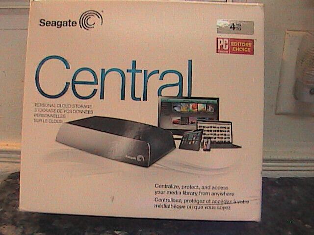 Seagate Central,STCG40000100 4TB