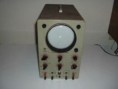 Heathkit 0-8 Oscilloscope Vintage