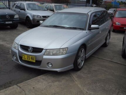 2004 Holden Commodore VZ Automatic Wagon