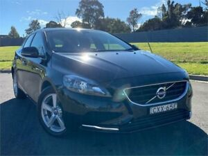 2015 Volvo V40 M Series MY15 D2 PwrShift Kinetic Black 6 Speed Sports Automatic Dual Clutch Blacktown Blacktown Area Preview