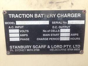 Battery Charger - Forklift Garbutt Townsville City Preview