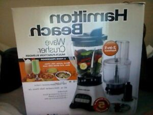 Brand new Hamilton Beach 2 in 1 Food processor and blender!!