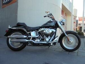 2008 Harley-Davidson FAT BOY 96 (FLSTF) Road Bike 1584cc Dandenong Greater Dandenong Preview