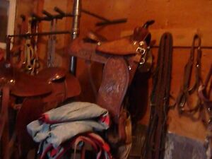 Saddles and Supplies