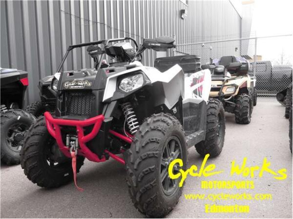 Used 2015 Polaris Scrambler 1000