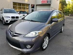 2009 Mazda Mazda5 GS TOIT MAGS DVD (GARANTIE 1 ANS INCLUS)