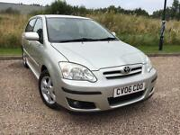 Toyota Corolla 1.6 VVT-i Colour Collection 2006 *LOW MILES, CLEAN CAR, NEW MOT*