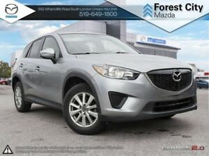 2015 Mazda CX-5 | GX | CRUISE | BLUETOOTH | RARE MANUAL TRANSMIS