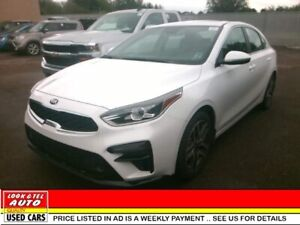 2019 Kia Forte EX As low as 66.00 WEEK