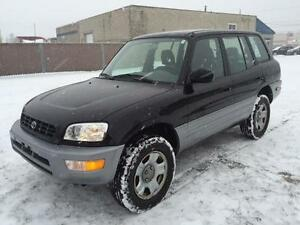 2000 Toyota RAV4 $4495 AWD manual $4695 139800 kms
