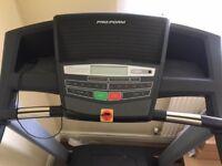 Pro Form Folding Treadmill