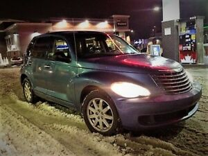 2007 Chrysler PT Cruiser- Awesome City Car!