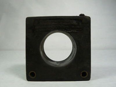 General Electric 631x30 Jch-o Current Transformer Ratio 3005a 25-400hz Used
