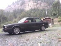 BMW E30 M42 ABS LSD Bilstein HD Suspension