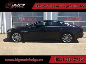 2012 Jaguar XJ XJL Supercharged One Owner