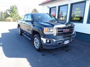 2014 GMC Sierra 1500 SLT w/ Leather & NAV & MORE!