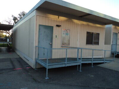 Relocatable Portable 960 Sq Ft Modular Mobile Home Office Double Wide 24x40