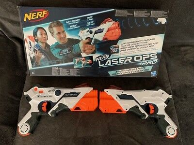 Hasbro E2281EU4 - Nerf Laser Ops Pro Alphapoint 2er Pack  - Lazer Tag .