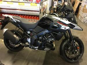 2018 Suzuki V-Strom DL1000XT, spoke wheel, $14099.00