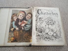 Chatterbox 1879 Story Book