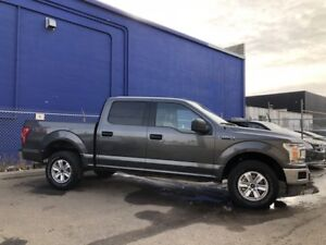 2018 Ford F-150 XLT 4x4 SuperCrew 5.0L V8 | Manager Special