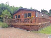 Cheap luxury lodge/static caravan/holiday home Nr Rock, Padstow, Cornwal