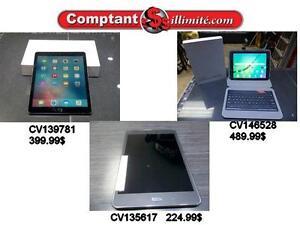 Tablette de qualite chez comptant illimite.com 819-566-3333