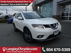 2016 Nissan Rogue SL Premium *ACCIDENT FREE*ONE OWNER*LOCAL B...