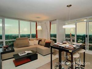 $1800 / 2br - Condo on 21st floor (Penthouse) 2bdrm + Den