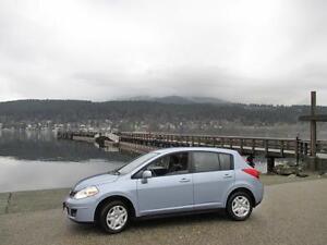 2012 Nissan Versa Only 74,572 Kilometers