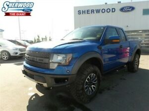 2012 Ford F-150 RAPTOR,Power Moonroof,Sony audio with Navigation