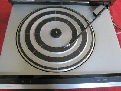 Bang & Olufsen Beogram 3400 Turntable c1980