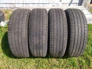 USED 225/65/17 tires
