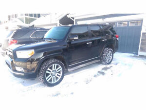 2010 Toyota 4Runner LIMITED--fully loaded, all-time 4x4