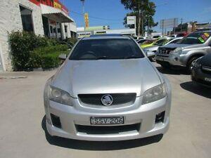 2006 Holden Commodore VE SS V Silver Auto Sports Mode Sedan North Parramatta Parramatta Area Preview