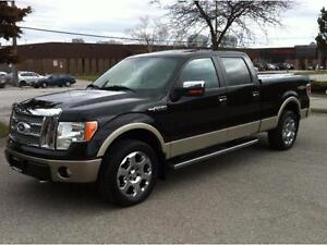 2010 FORD F150 LARIAT 4X4 -1 OWNER|6.5'BOX|BLUETOOTH|NO ACCIDENT