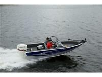 2015 Smoker Craft ProAngler 172 XL Dual Console Fishing Boat