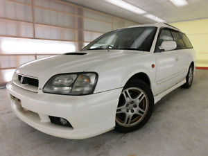 2001 jdm subaru legacy twin turbo *price drop*