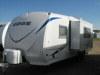 2011 Edge 22 ft with BUNKS